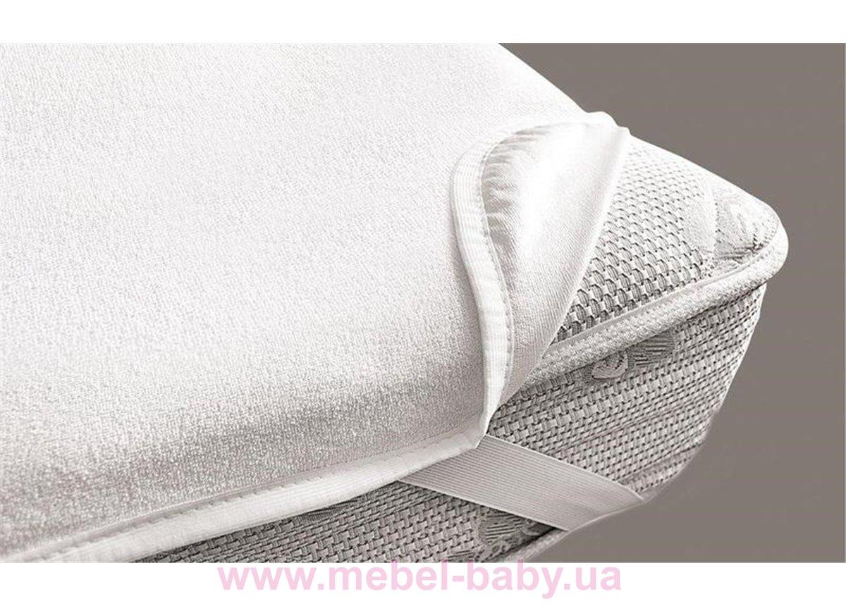 Наматрасник (дышащий, не промокаемый) белый 140x70 VIALL