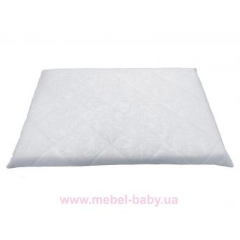 Подушка 40х60 для новорожденного белая 40x60 VIALL