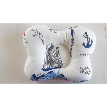 Подушка ортопедическая (для новорожденных) паруса 25x30 VIALL