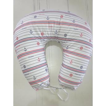 """Подушка для беременных и кормления """"Морячек"""" 90x90 VIALL"""