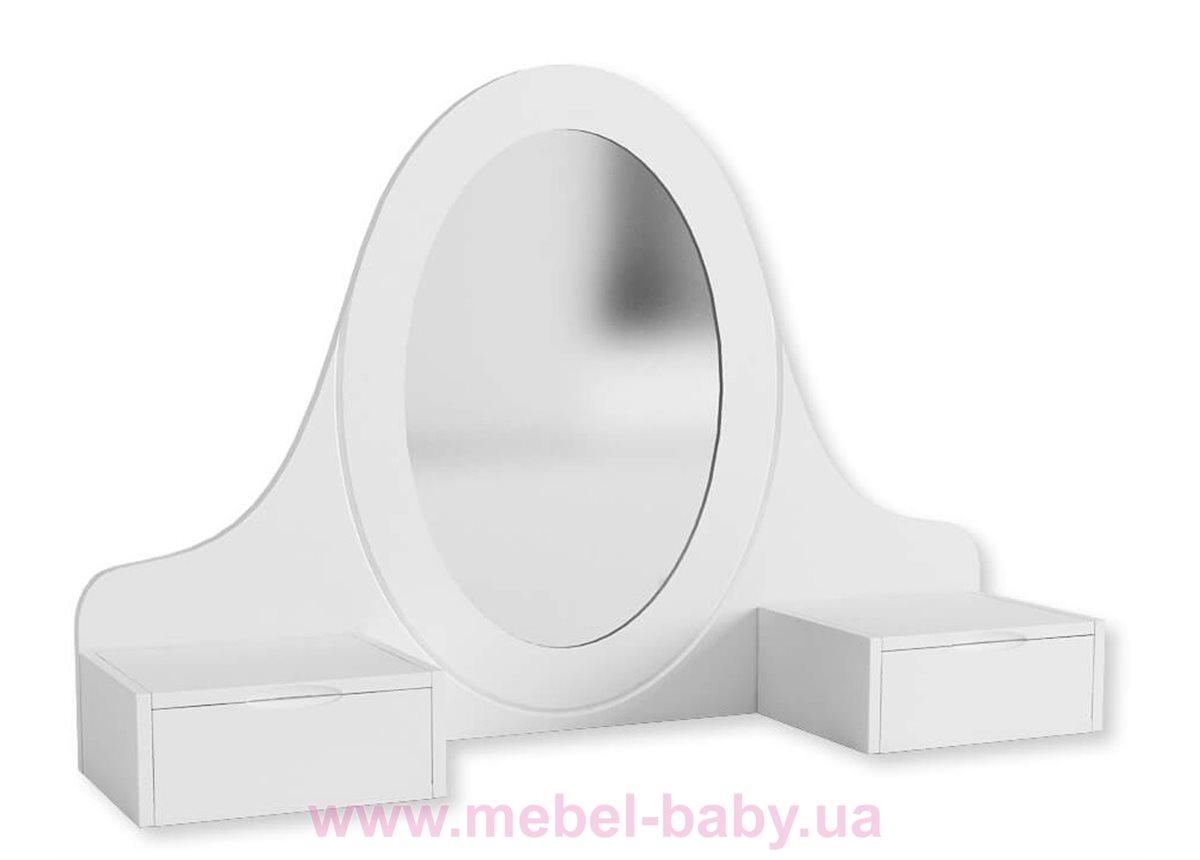 196_Туалетный столик 90 Fashion Grey Meblik