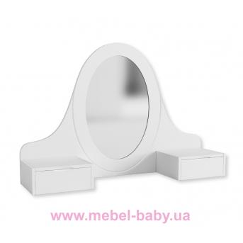 196_Туалетный столик 90 Uni Oak Meblik