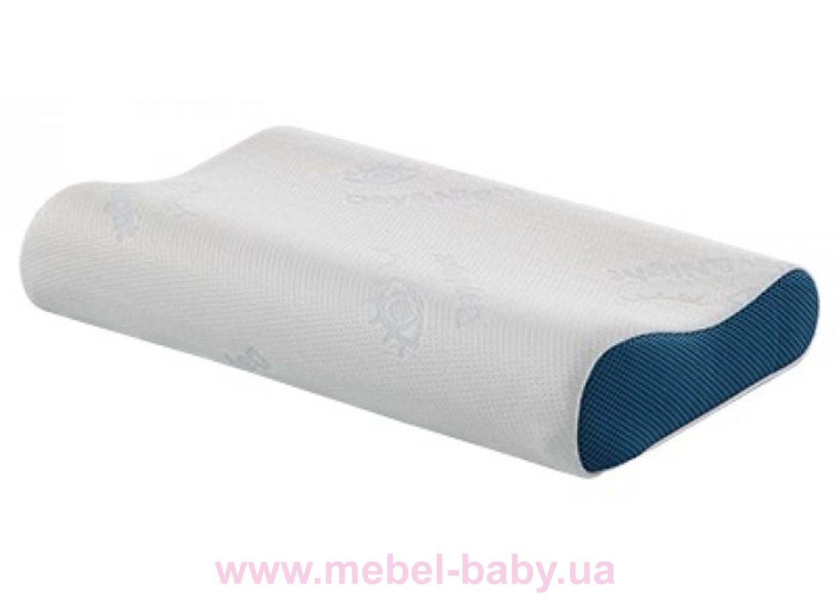 Подушка ортопедическая Memory Day&Night 57х37 белый