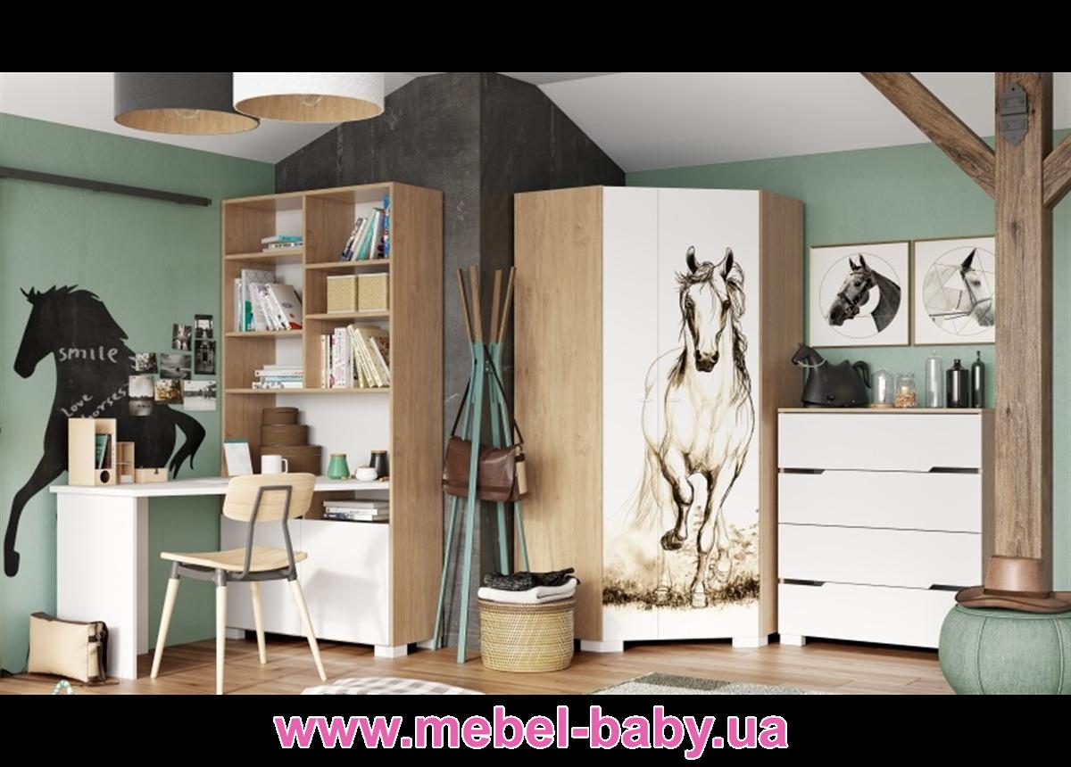 Комната Meblik Horse Oak