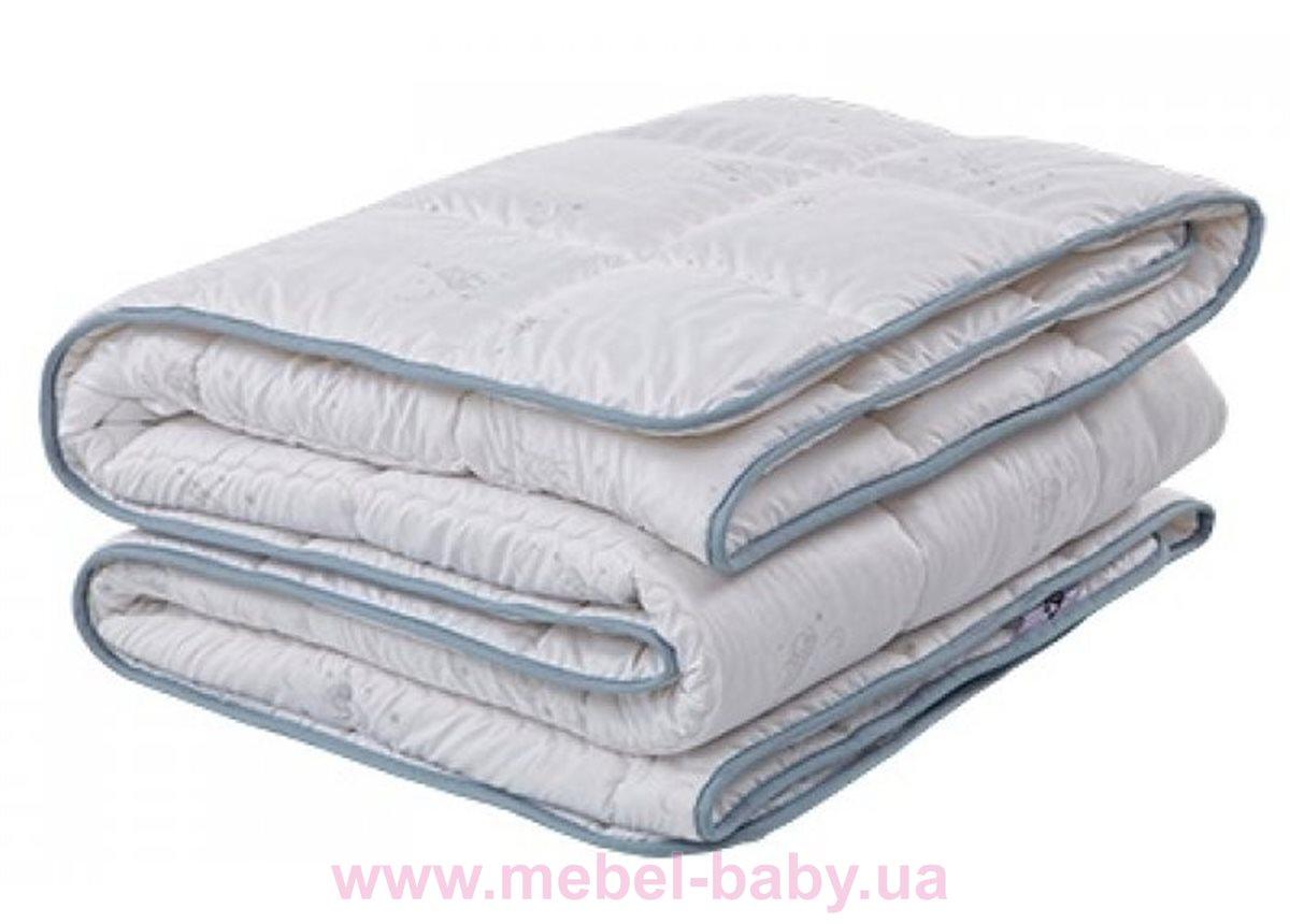 Одеяло зимнее шерстяное Day&Night 140х205 белый