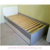 263_Кровать 90х200 X Green