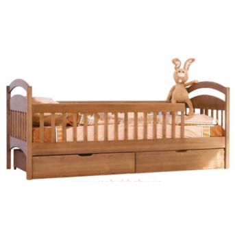 Кровать одноярусная «Арина» с перегородками