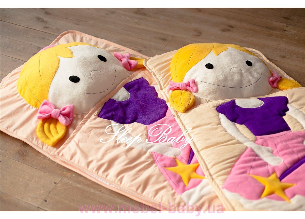 Слипик «Принцеса» 60x120 Sleep Baby