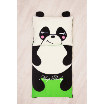 Слипик с разъемной молнией «Панда» 90x200 Sleep Baby