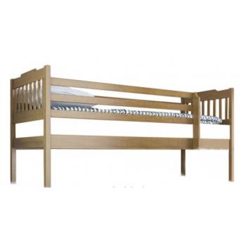 """Кровать одноярусная """"Ева"""" с перегородками"""