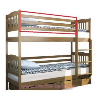 """Защитная перегородка для двухъярусной кровати """"Ева"""" (передняя)"""