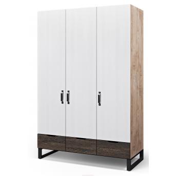 Трехдверный шкаф G-03 Good-Wood 1380 Briz
