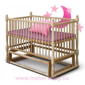 """Кроватка детская """"Тоша"""" 60х120 Sokira"""