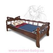 """Детская кровать """"Эльф"""" 80*190 Sokira"""