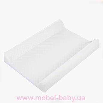 Пеленальный матрас Cristal детский малый (жесткий) Mioobaby