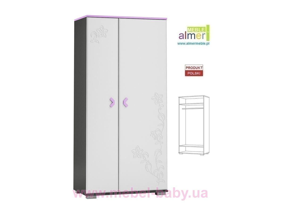 Шкаф FLOWER Y23 900 Белый Almer