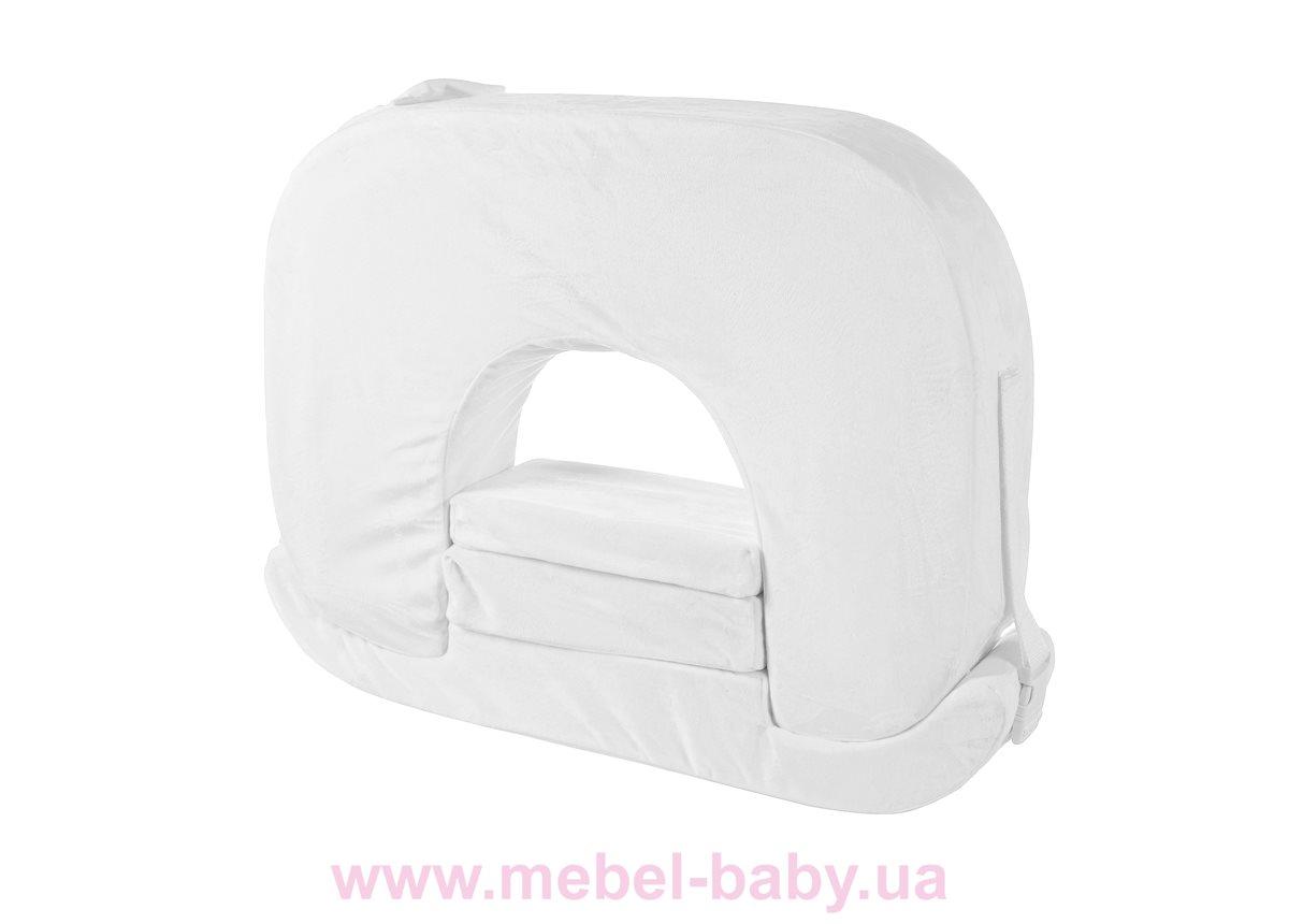 """Ортопедическая подушка для кормления двоих детей одновременно Feeding Pillow TWIN """"Milky"""""""