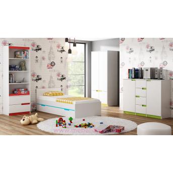 Детская комната BOSTON Белый Almer