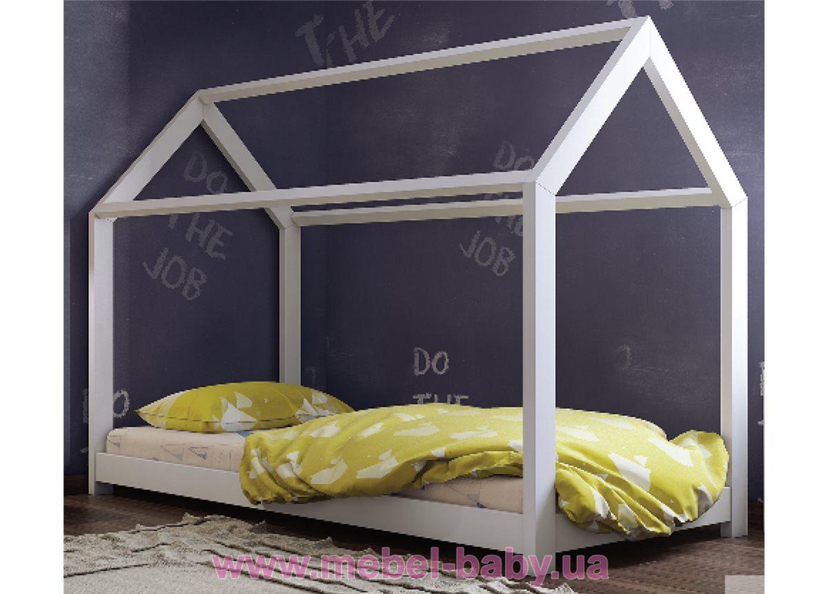"""Кровать односпальная """"Викки"""" 90x160 Венгер"""