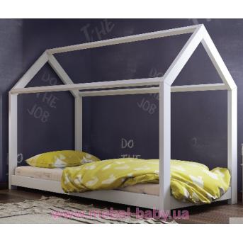 """Кровать односпальная """"Викки"""" 90x140 Венгер"""