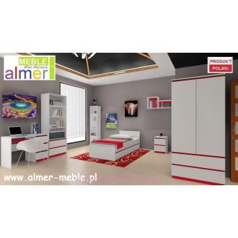 Детская комната CITY Белый Almer