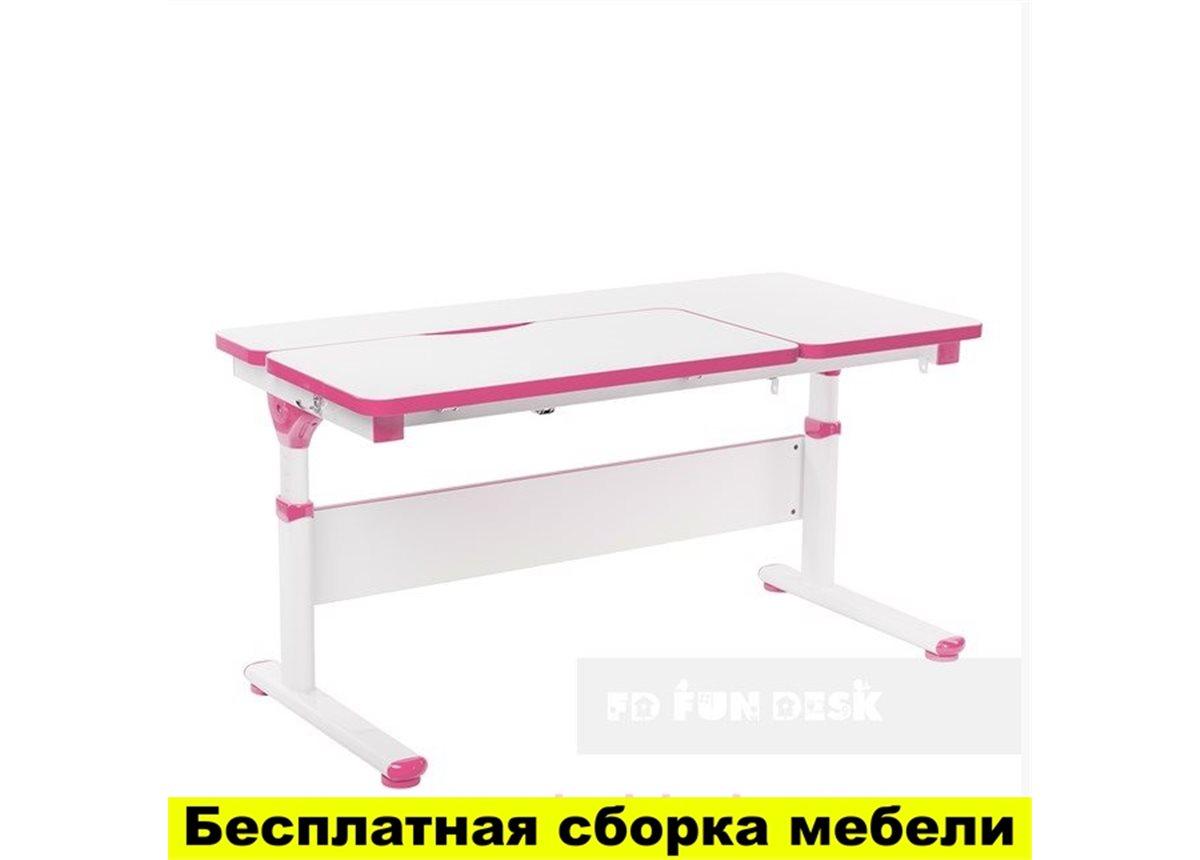 Стол-трансформер FunDesk Creare Pink