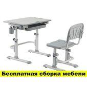 Комплект Cubby Парта и стул-трансформеры Lupin WG