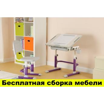 Комплект Cubby Парта и стул-трансформеры Karo VG