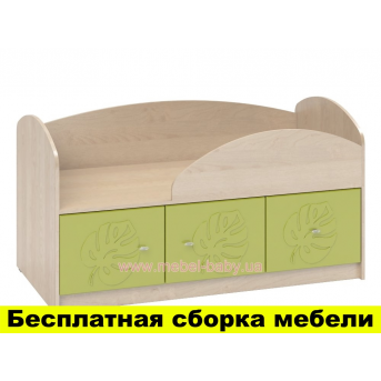Кровать МауглиМДМ-1 Санти Мебель