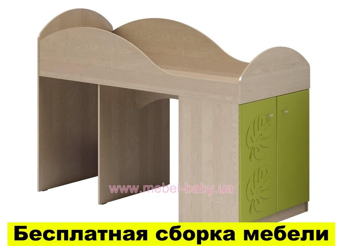 Кровать-чердак МауглиМДМ-2 Санти Мебель