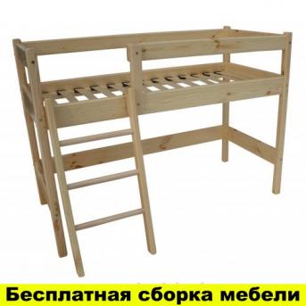 Кровать-чердак 70x160 Ирель 122
