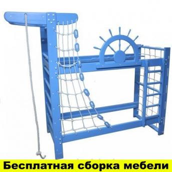 Двухъярусная кровать Морской Пират Ирель