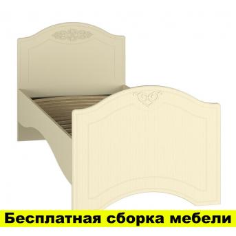 Кровать без ламелей Ассоль Premium АС-09 Санти Мебель 90x190/200
