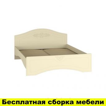 Кровать без ламелей Ассоль Premium АС-11 Санти Мебель 120x190/200
