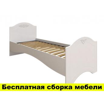 Кровать без ламелей Ассоль АС-09 Санти Мебель 90x190/200