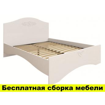 Кровать без ламелей Ассоль АС-11 Санти Мебель 120x190/200