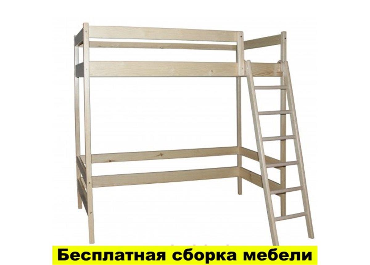 Кровать-чердак 80x190 Ирель 187