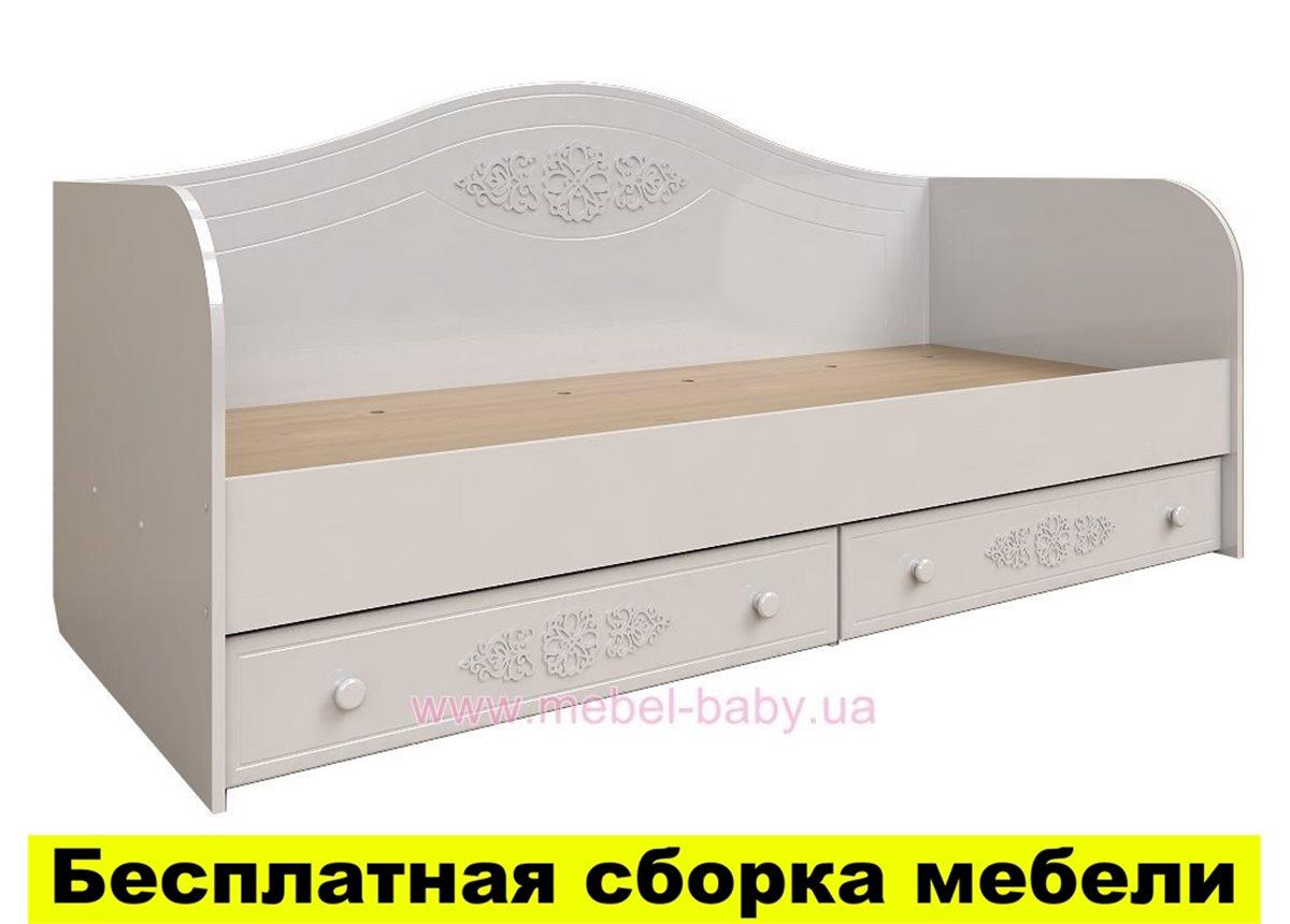 Кровать Ассоль АС-10 Санти Мебель 90x200