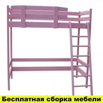 Кровать-чердак высокая Снови Колор Ирель 185