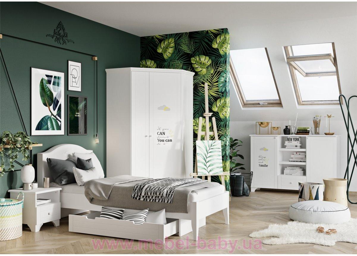 Детская комната Vibe White Meblik