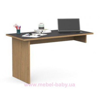 256_Письменный стол GO! 140 Meblik Dark Oak