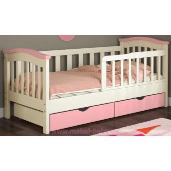 Детская кровать Candy Fmebel 80х190