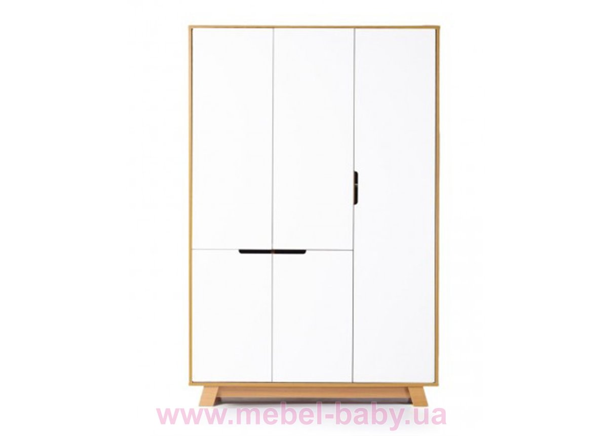Шкаф Manhattan 1200 Верес Бело-буковый