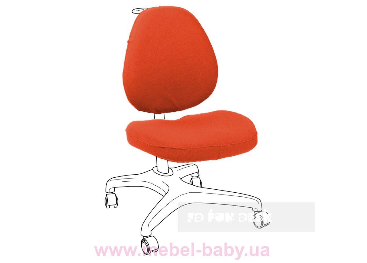 Чехол для кресла Bello I Chair cover Orange FUNDESK