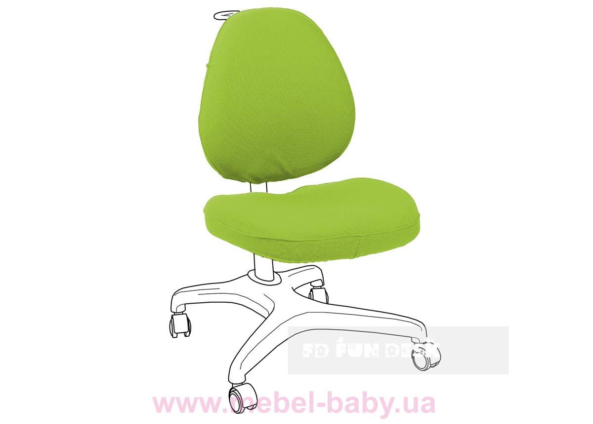 Чехол для кресла Bello I Chair cover Green FUNDESK