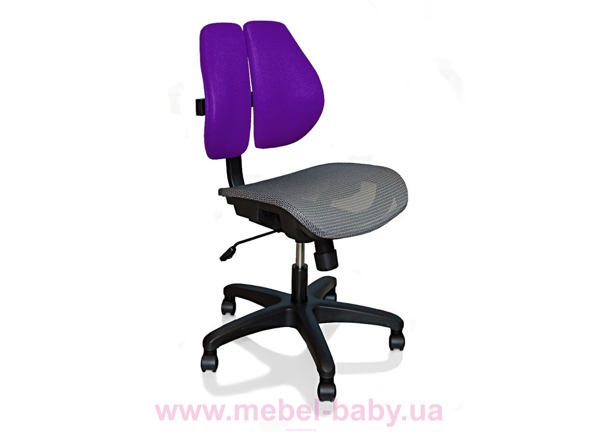 Кресло Ergonomic Duo KS (арт.Y-726 KS) Mealux 470 Фиолетовый