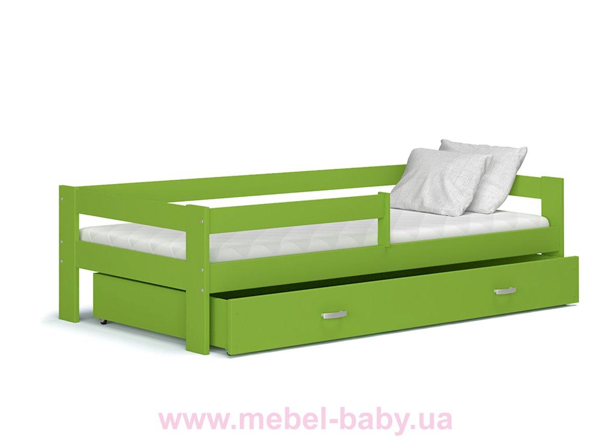 Кровать HUGO KOLOR с ящиком Fmebel KA