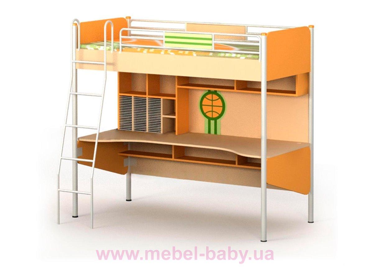 Кровать со столом Bs-16-1