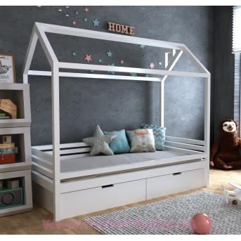 Кровать Китти с ящиками 80х160 MegaОПТ