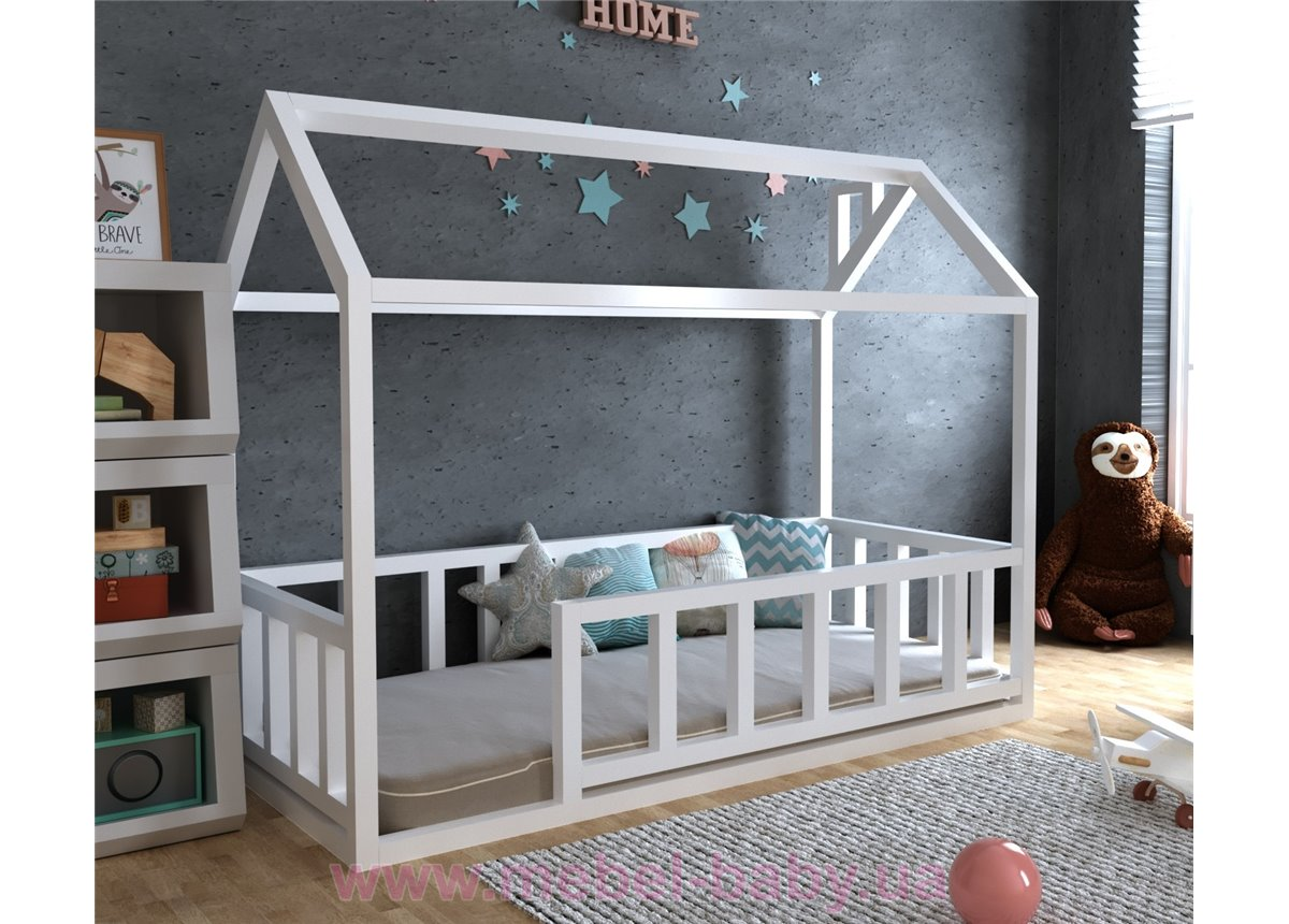 Кровать Тедди Плюс 80х190 MegaОПТ